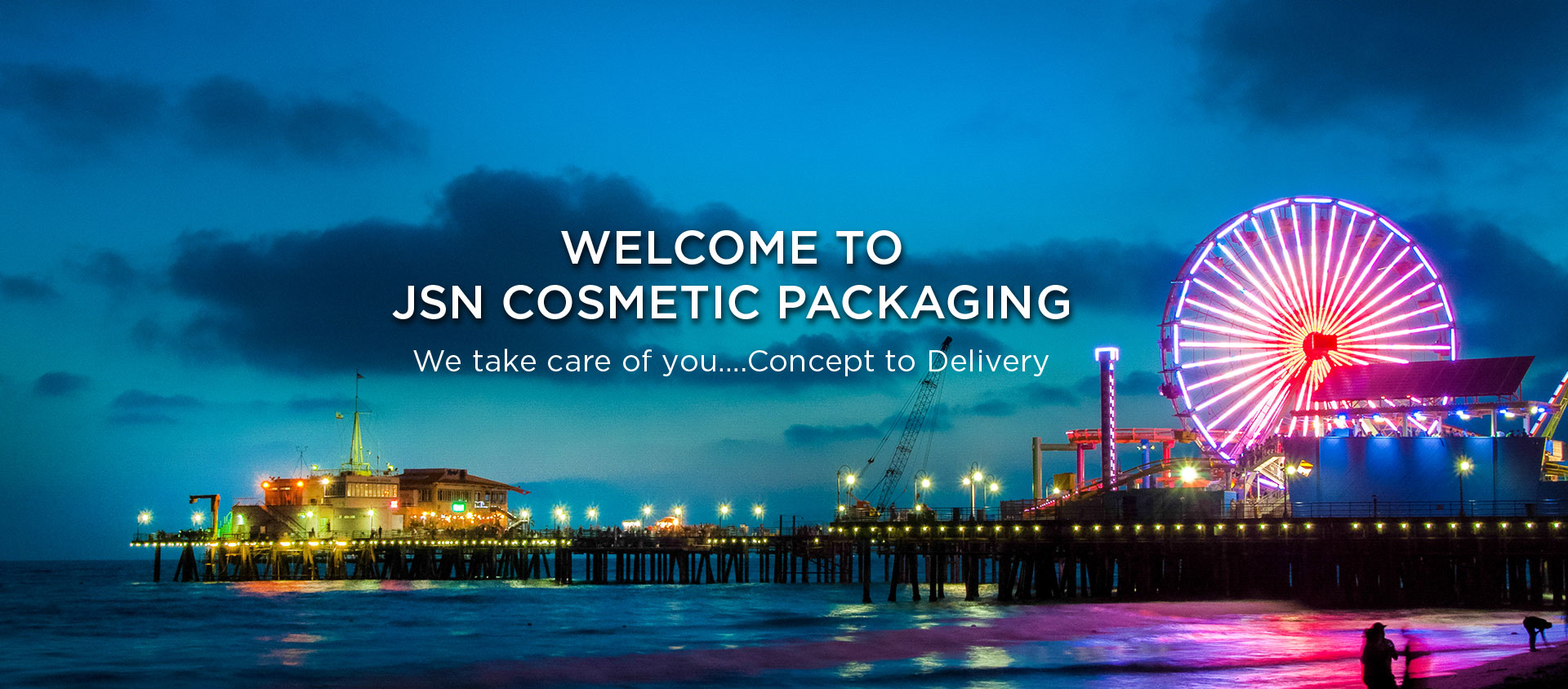 JSN Cosmetic Packaging